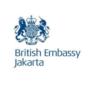 Informasi Kedutaan Inggris
