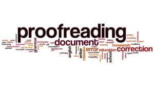 Proofreading Laporan