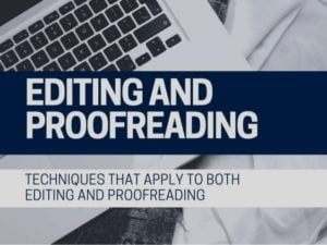 Proofreading Profesional
