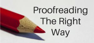 Proofreading Makalah Penelitian