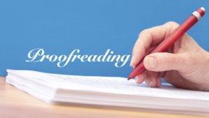 Proofreading Disertasi