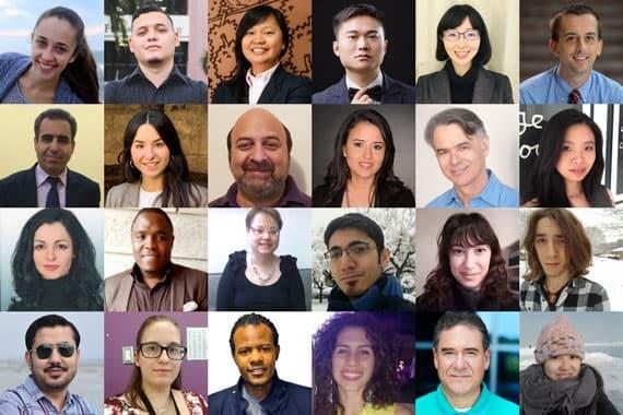 tim penerjemah internasional mediamaz translation service dari berbagai belahan dunia
