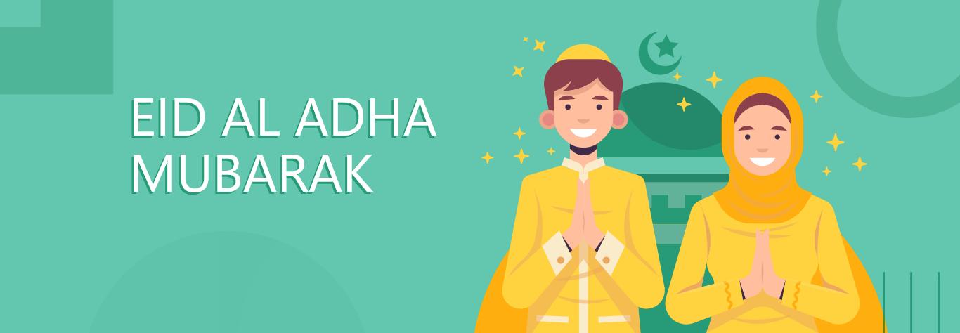 Eid Idul Adha Mubarak