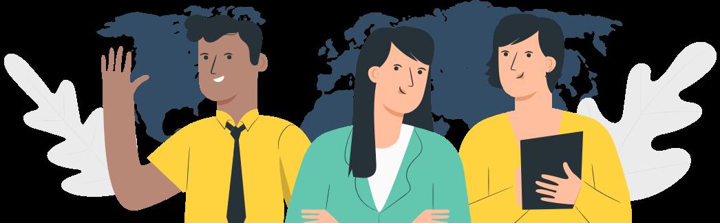 Jasa Penerjemah Tersumpah Terdaftar di Kedutaan Besar Asia dan Eropa