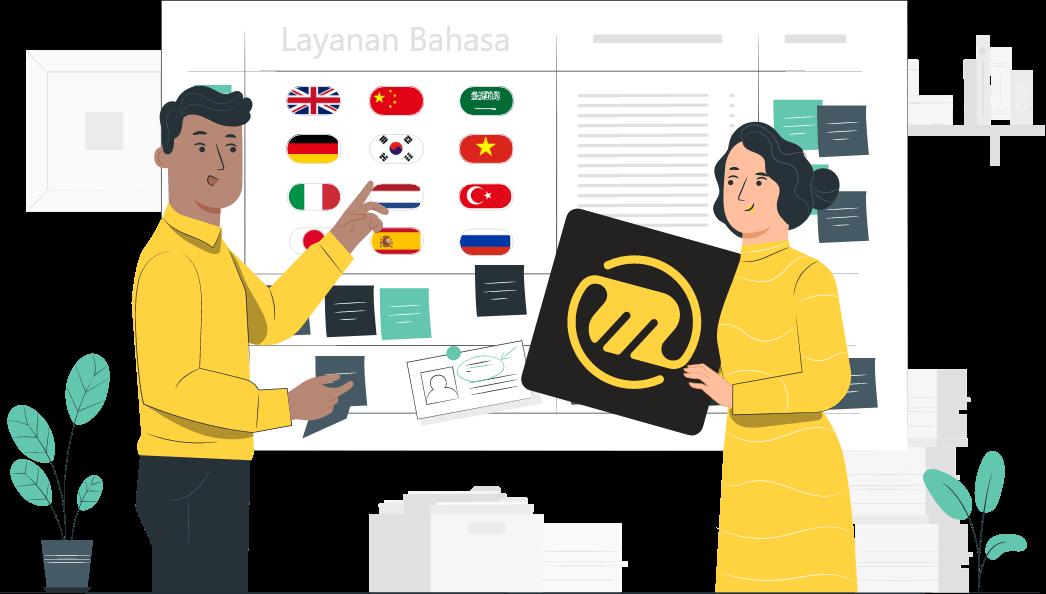 Layanan Bahasa Mediamaz