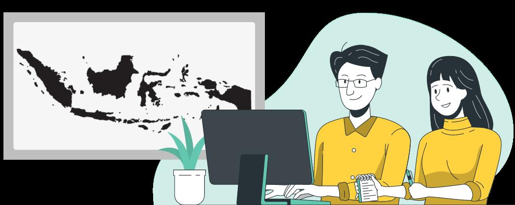 Penerjemahan Tentang Perusahaan Yang Dipasarkan di Indonesia