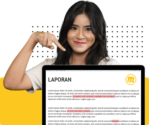 mediamaz proofreading laporan