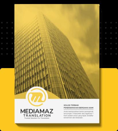 company profile mediamaz ts