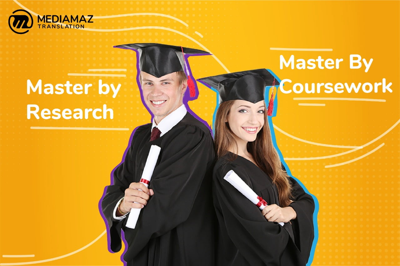 Perbedaan master by research dengan master by coursework