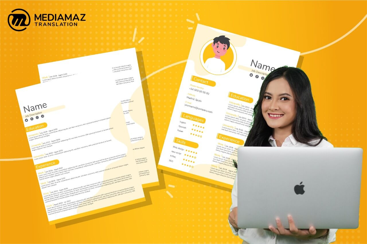 Ini loh Tips Membuat CV dan Resume Untuk Daftar Beasiswa Luar Negeri