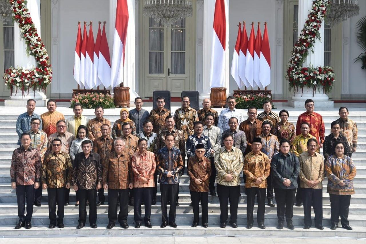 5 Menteri Kabinet Indonesia Maju, Ternyata Lulusan Luar Negeri Loh!