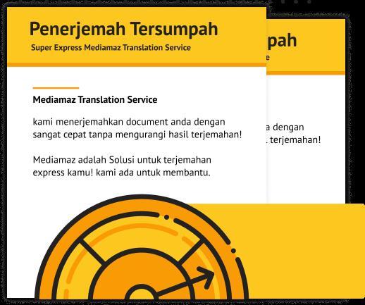 Penerjemah tersumpah express
