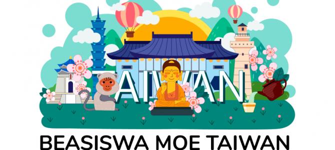 Beasiswa Taiwan MOE 2021 untuk Jenjang S1, S2, S3