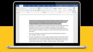 jasa penulis content writer laptop