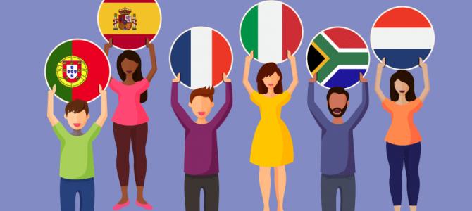 Bahasa Asing yang Dapat Kamu Pelajari Selain Bahasa Inggris