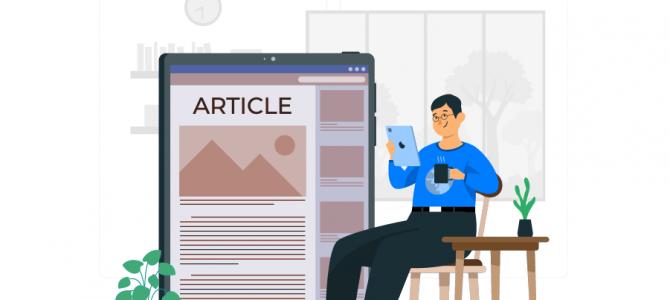 Rekomendasi Kantor Jasa Penulis Artikel Bergaransi dan Terpercaya