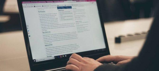 Jasa Penulis Artikel Berkualitas dan Terpercaya 2021