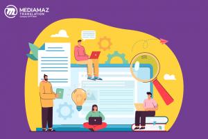 Kantor Jasa SEO Content Writer | Mediamaz Translation Service