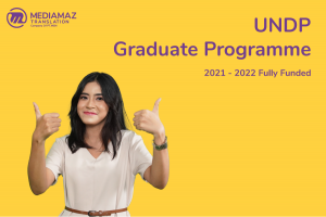 UNDP Graduate Trainee Program 2021   Fully Funded