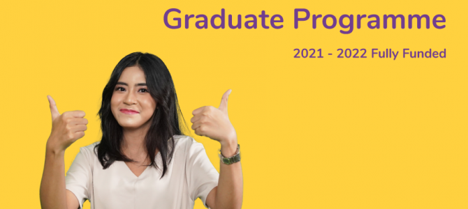 UNDP Graduate Trainee Program 2021 | Fully Funded