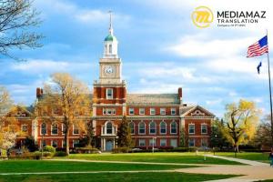Keuntungan Kuliah di Amerika Serikat   Mediamaz Translation Service
