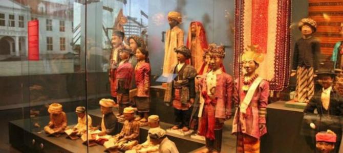 4 Museum Dunia yang Memuat Koleksi dari Indonesia