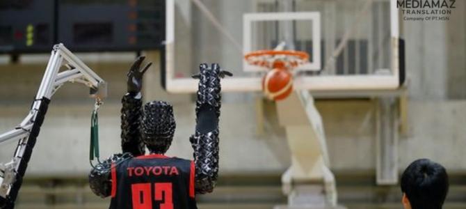 Intip Berbagai Teknologi Canggih di Olimpiade Tokyo