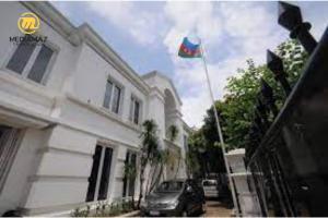 Lokasi Kantor Kedutaan Negara Azerbaijan di Indonesia