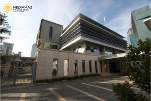 Kantor Kedutaan Besar Singapura di Indonesia