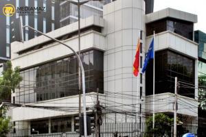 Kantor Kedutaan Besar Spanyol di Indonesia