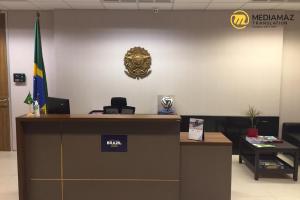 Lokasi Kedutaan Besar Brazil di Indonesia